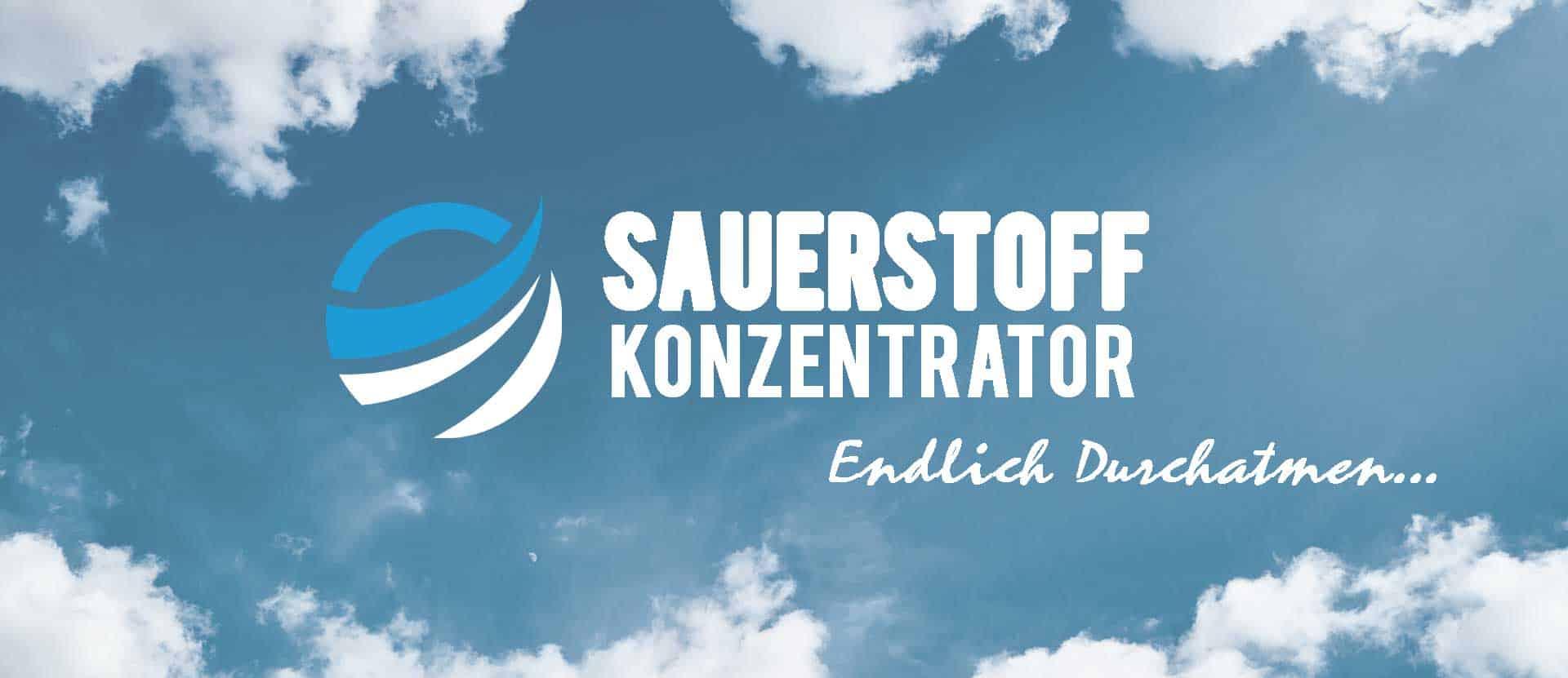 Logo für Sauerstoffkonzentrator