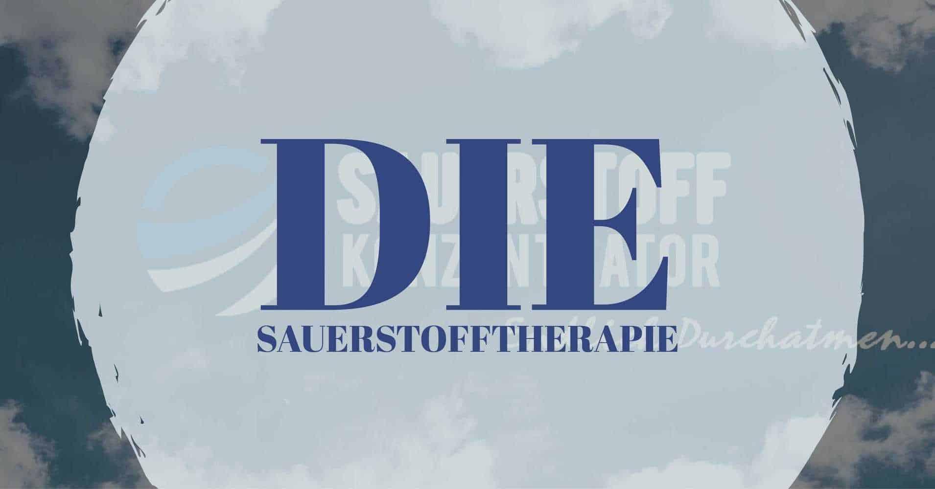 Sauerstofflangzeittherapie
