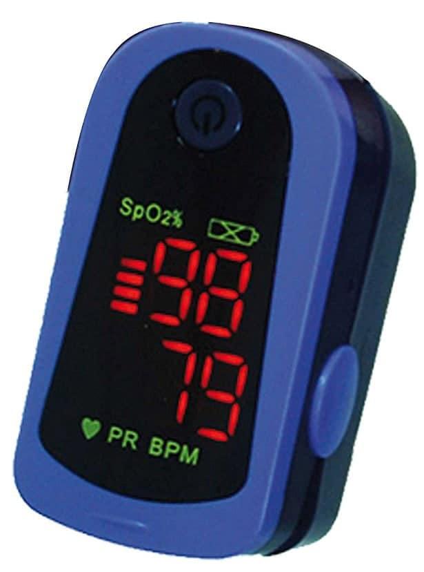 Pulsoximeter Testsieger