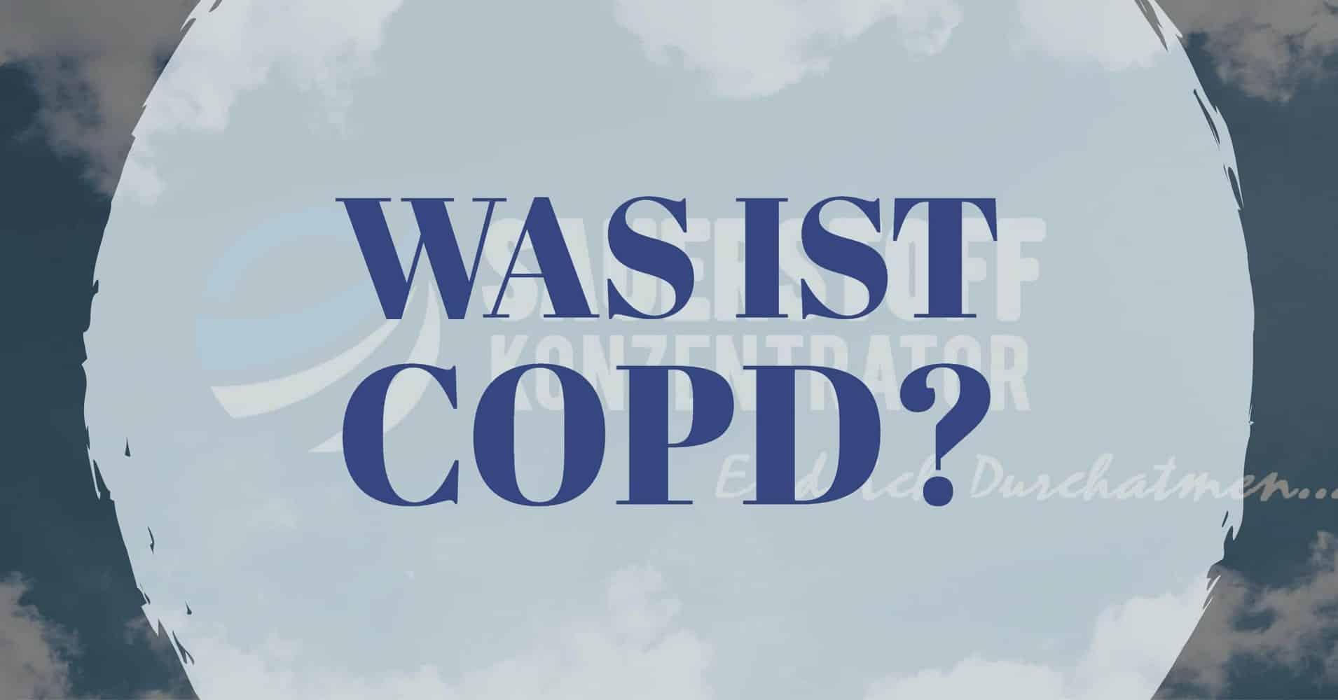 COPD Titelbild